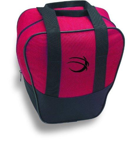 BSI Nova Single Ball Tote Bag (Red/Black)