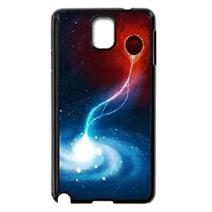 SamSung Galaxy Note3 phone cases Black Galaxy Space fashion cell phone cases UYIT2291781