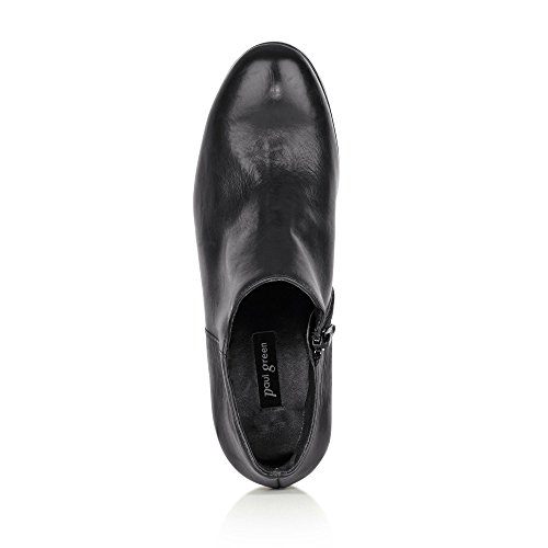 Paul Green Women's Court Shoes Black Black Black 3W6GjP