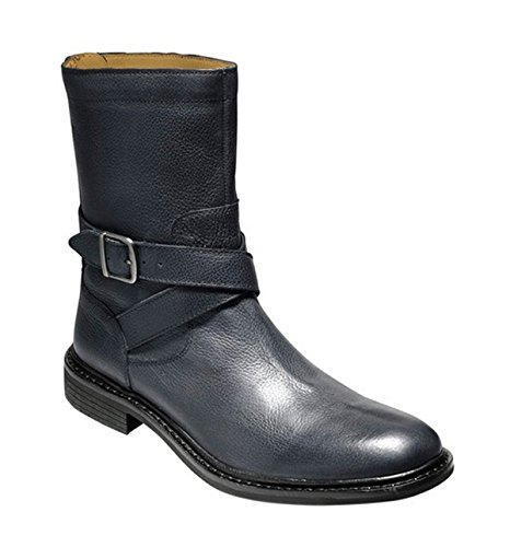 Cole Haan Men's Bellamy Tall Leather Buckle Boots Size US 10 ()