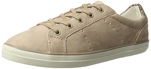 Dockers by Gerli 40aa201-620760, Women's Low-Top Sneakers, Pink (Rosa 760), 6.5 UK (40 EU)