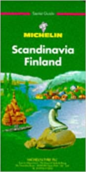 Book Michelin Green Guide: Scandinavia and Finland (Michelin Green Tourist Guides)
