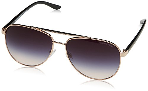 Michael Kors MK5007 109936 Rose Gold MK5007 Aviator Sunglasses Lens Category - Michael Kors Sunglass