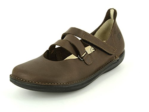 Loints of Holland Natural 68310-0776 Damen Ballerina & Spangenschuhe in Mittel Taupe