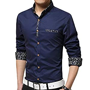 Zolario Cotton Shirt for Boys, Ideal for Age 11 Years to XL Size, 4 Color White, Blue, Black, and Brown | Normal Wash