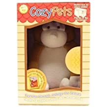 Cozy Pets Microwavable Therapeutic Teddy Pets [Yoyo The Monkey]