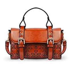 i5 Satchel Bag for Women, Ladies Designe...