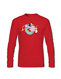 Boys Girls Long Sleeves T-shirts Tops For cartoon giorgos vector illustration