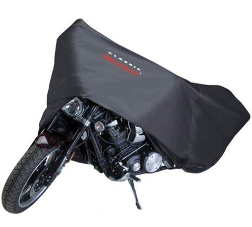 Classic Accessories 73807 MotoGear Motorcycle Indoor Dust Cover, Sport