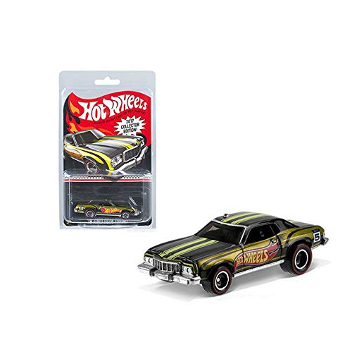 New DIECAST Toys CAR HOT Wheels 1:64 K-MART Collector's Edition 1976 Ford Gran Torino FFY66