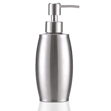 flintronic ® Dispensador de Jabón 350ml, Acero Inoxidable: Amazon.es: Hogar