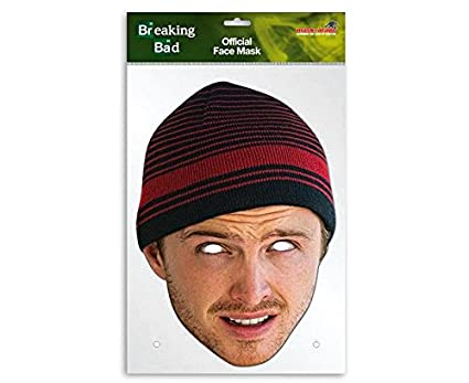 Amazon.com: Breaking Bad party-mask Jesse Pinkman (Aaron ...