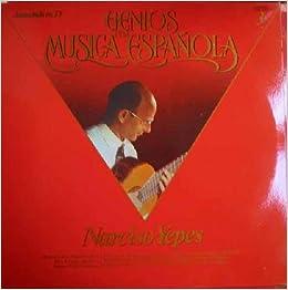 Antiguo vinilo - Old Vinyl .- GENIOS DE LA MUSICA ESPAÑOLA/3: NARCISO YEPES.: Amazon.es: Sin autor: Libros