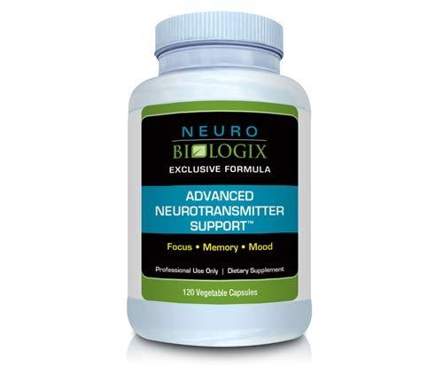 Neuro biologix Advanced Neurotransmitter Support Mood Supplement (120 Capsules)