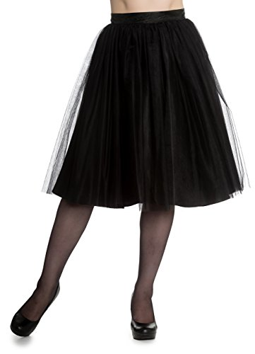 Hell Bunny - Falda - para mujer negro