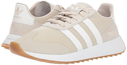 Adidas W runner Flb Brown white Brown Femme clear Clear qpOPCp
