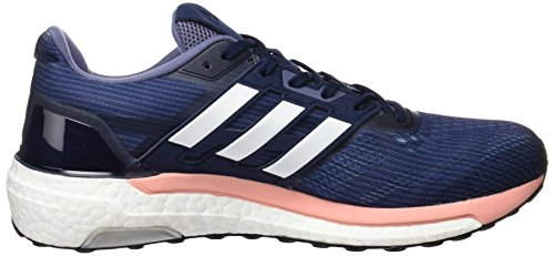 adidas Supernova, Scarpe Running Donna Blu (Midnight Grey/Ftwr White/Still Breeze)