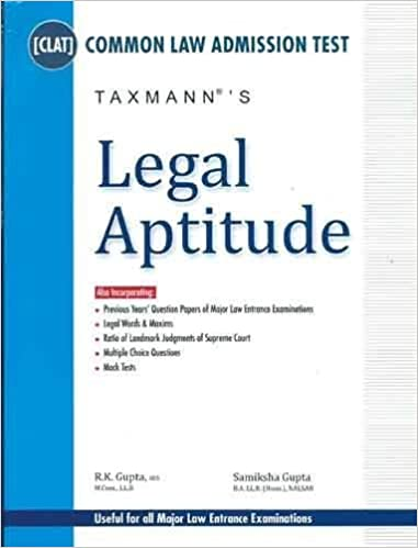 Image result for legal aptitude by rk gupta