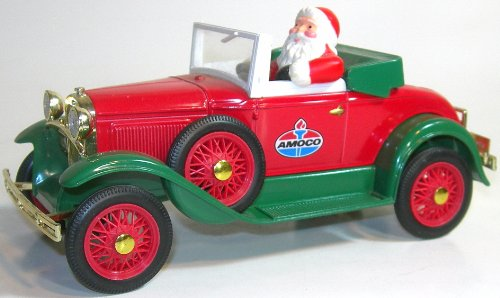 collectible-liberty-classics-amoco-ford-model-a-locking-coin-bank-santas-roadster-1992