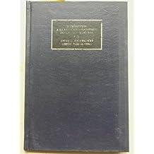 Introduction a la Phonologie Historique des Langues Miao-Yao
