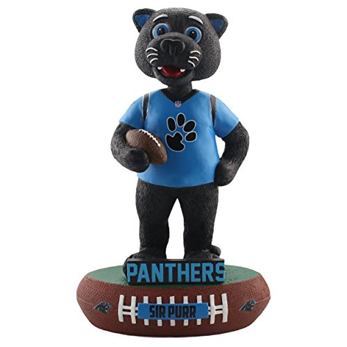 Forever Collectibles Carolina Panthers Mascot Carolina Panthers Baller Special Edition Bobblehead NFL