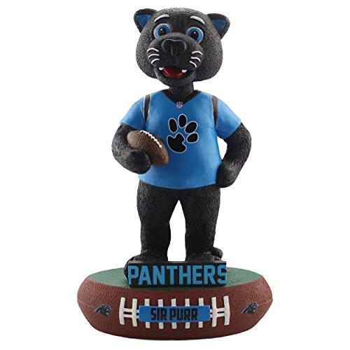 Forever Collectibles Carolina Panthers Mascot Carolina Panthers Baller Special Edition Bobblehead -