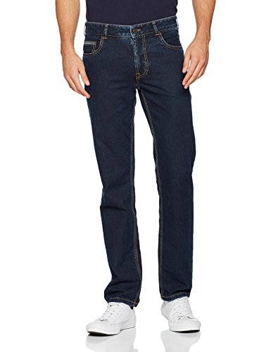 Jeans stone Uomo Meyer s Blau 18 Arizona Straight dark 10wEw7q