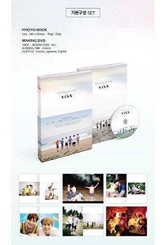 2016 Photobook Travel Diary with VIXX [+ DVD + Secret Envelope + Extra Photocard Set] Photo #6