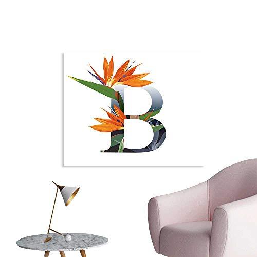 italian alphabet poster - 6