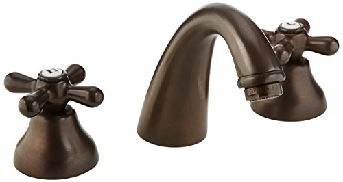 ROHL A2707XMTCB-2 LAVATORY FAUCETS, Tuscan Brass