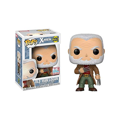 Figura Pop Marvel X-Men Old Man Logan 2017 Fall Convention Exclus
