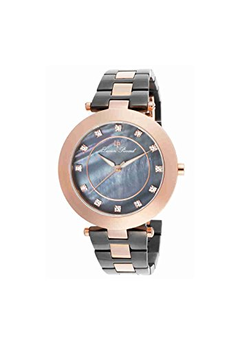 Lucien Piccard Women's LP-16309-GM-104-RB Odessa Analog Display Quartz Two Tone Watch
