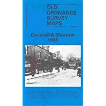 Ecclesall and Sharrow 1903: Yorkshire Sheet 294.11 (Old O.S. Maps of Yorkshire) by Sylvia Pybus (1990-10-06)