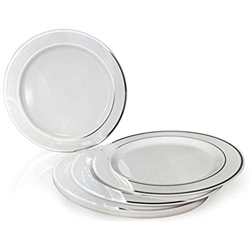 Bulk Disposable Plates: Amazon.com