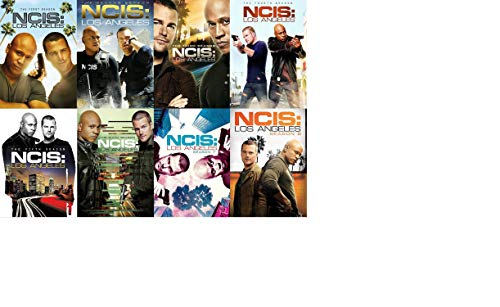 NCIS Los Angeles Ultimate Collection Seasons 1-8