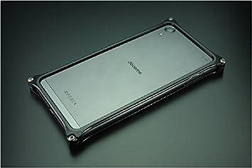 79994cbd2d Amazon | ソリッドバンパー for XPERIA X Performance (ブラック ...