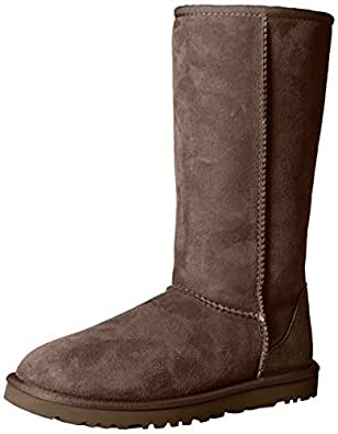 UGG Women's Classic Tall Boot Chocolate Size 12 B(M) US