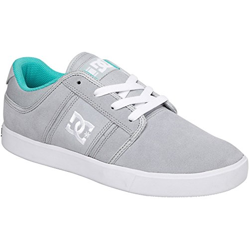 DC Shoes Rd Grand Mid Dyrdek Collection Grey Suede Grau - grau