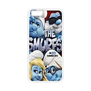 """Hjqi - Personalized The Smurfs Phone Case, The Smurfs DIY Case for iPhone6 4.7"""""""