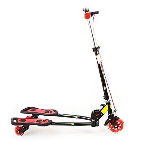 Amazon.com: Ferrari Scooter de rana, rojo: Sports & Outdoors