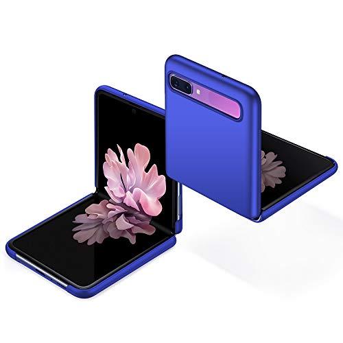 Carcasa azul para Samsung Galaxy Z Flip
