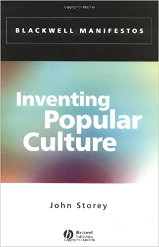 Electronic book pdf download Inventing Popular Culture: From Folklore to Globalization (Wiley-Blackwell Manifestos) in Dutch PDF DJVU FB2 by John Storey