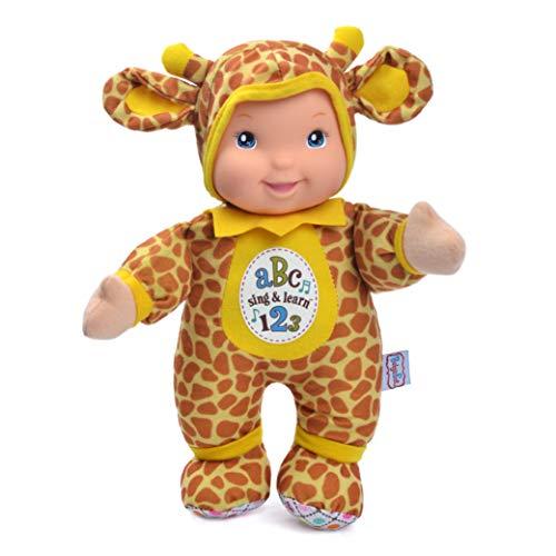 Baby's First Giraffe Sing & Learn 11
