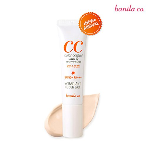 [banila co] It Radiant CC Sun Base SPF50+ PA+++ 30ml