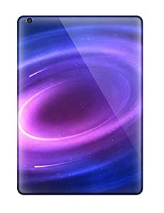 Awesome Design Space Travel Hard Case Cover For Ipad Air