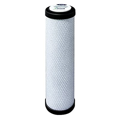 Ecosoft Countertop Water Replacement Filter Cartridge with Coconut-Based Carbon Filtration System