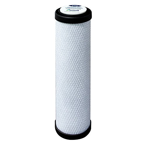 Ecosoft Countertop Water Replacement Filter Cartridge with Coconut-Based Carbon Block Filtration System by Ecosoft