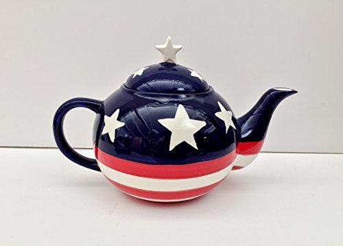 teapot american - 1