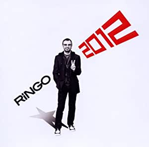Ringo 2012 [Amazon.com Exclusive CD+DVD Version]