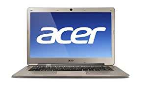 Acer Aspire S3-391-6899 13.3-Inch Ultrabook (1.5 GHz Intel Core i3-2377M Processor, 4GB SDRAM, 500GB HDD, Intel HD Graphics 3000, 7 Home Premium) Champagne